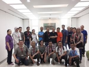 SG10 - Trial exam @ HPE Kota Kasablanka, 29 Oct 2016